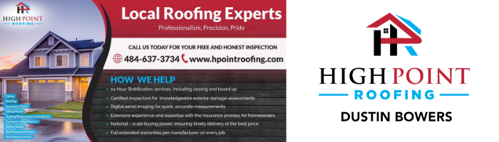 high point roofing west virgina
